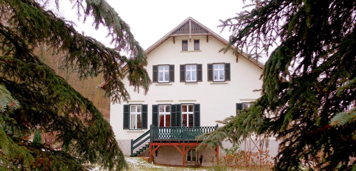 Gräfliche Villa • Ferienwohnungen • Doppelzimmer